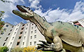 Fullscreen Foto World of Dinosaurs - ALLOSAURUS