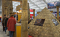 Tourist Messe im Design Center in Linz, Ägypten Messestand - Ägypten Messestand